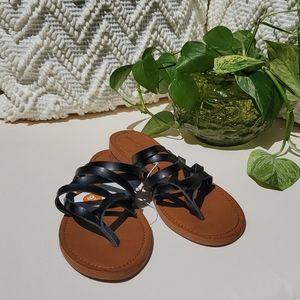 NWT Univeral Thread sandals